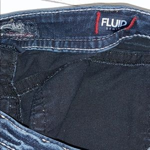 Silver Jeans Jeans - Silver Suki Mid Straight Jeans 33 x 32